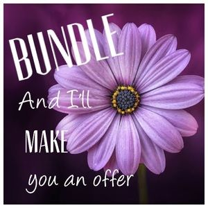 Other - 🌸Bundle and I'll be happy to send you an offer🌸